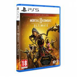Ostatní PlayStation 5 Mortal Kombat XI Ultimate Steelbook (5051890324993)