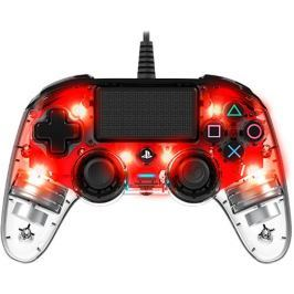 Nacon Wired Compact Controller pro PS4 (ps4hwnaconwicccred)