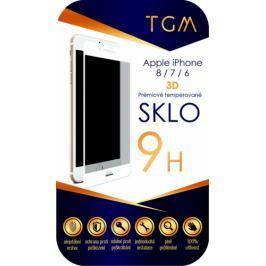 TGM 3D na Apple iPhone 6/7/8 (TGM3DAPIP7/8WH)