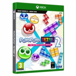 Sega Xbox One / Series X Puyo Puyo Tetris 2: The Ultimate Puzzle Match (5055277040650)