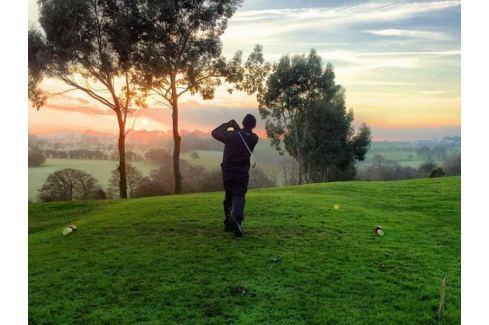 Zážitek - Koučink golfové psychologie - Praha Golf