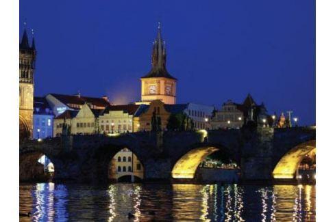 Zážitek - Noční let nad městem - Moravskoslezský kraj Vyhlídkové lety