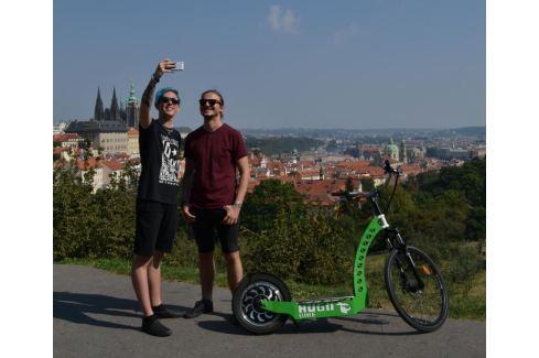 Zážitek - Projížďky na elektrokoloběžce - Praha Netradiční jízdy