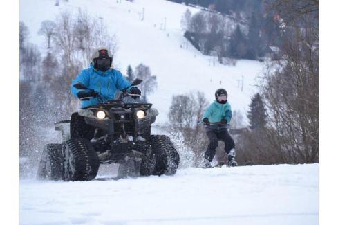 Zážitek - Motoskijöring - Liberecký kraj Netradiční jízdy