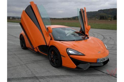 Zážitek - Jízda v supersportu McLaren - Praha Jízda v supersportu