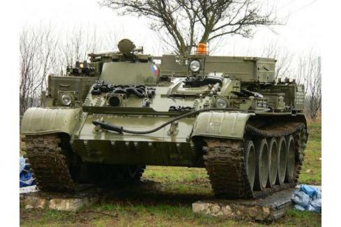Zážitek - Jízda v tanku VT 55 - Středočeský kraj Jízda tankem