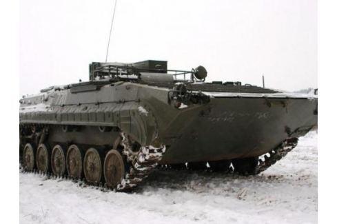 Zážitek - Jízda obrněným transportérem BVP - Středočeský kraj Jízda tankem