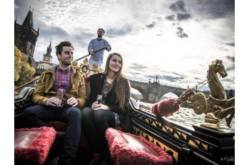 Zážitek - Plavba na gondole - Praha Plavby lodí