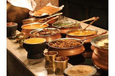 Zážitek - Kurz indické kuchyně - Praha Kurzy vaření
