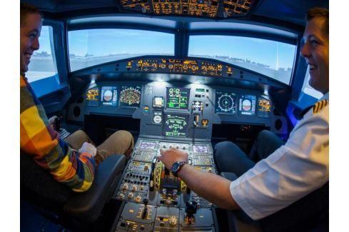Zážitek - Letecký simulátor Airbus A320 - Praha Letecké simulátory a trenažéry