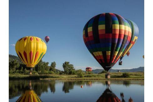 Zážitek - Soukromý let balónem - Zlínský kraj Lety balónem