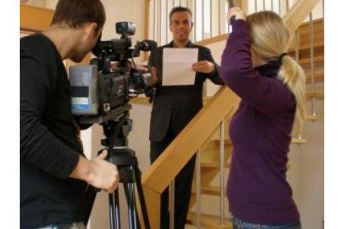 Zážitek - Staňte se televizním reportérem či moderátorem - Praha Povolání na zkoušku
