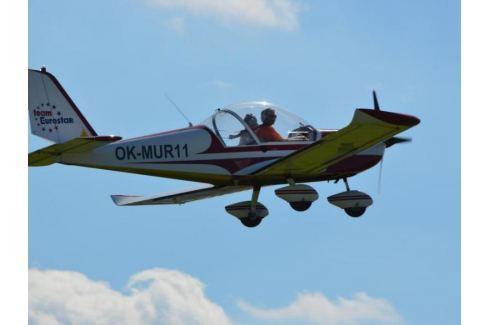 Zážitek - Pilotem ultralehkého letadla na zkoušku - Jihomoravský kraj Pilotem na zkoušku