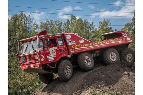 Zážitek - Tatra 813 - Moravskoslezský kraj Offroad