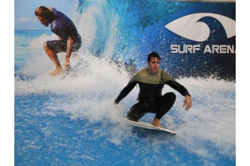 Zážitek - Indoor surfing - Praha Adrenalin ve vodě