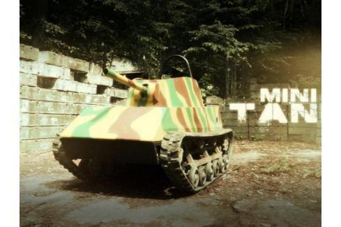 Zážitek - Minitank - Praha Jízda tankem