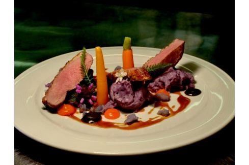 Zážitek - Sezónní degustační menu v restauraci Blue Wagon - Praha Degustace jídla a alkoholu