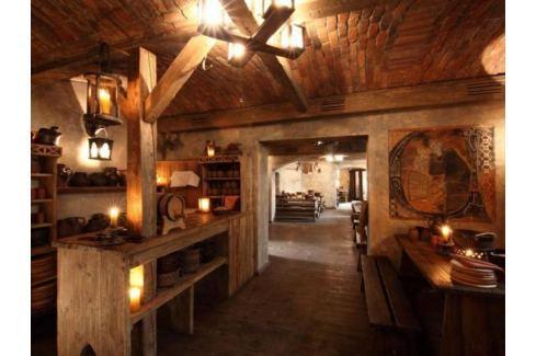 Zážitek - Středověká hostina - Praha Degustace jídla a alkoholu