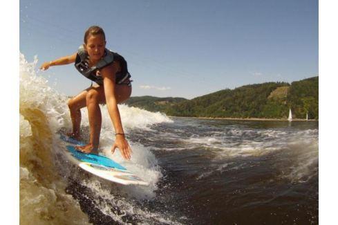 Zážitek - Wakesurfing - Středočeský kraj Adrenalin ve vodě
