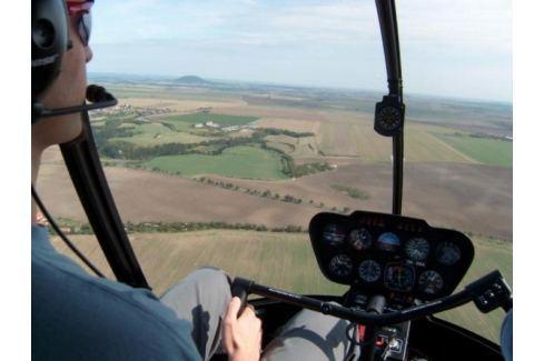 Zážitek - Pilotem vrtulníku - Středočeský kraj Pilotem na zkoušku