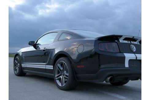 Zážitek - Ford Mustang Shelby GT500 - Středočeský kraj Zážitková jízda