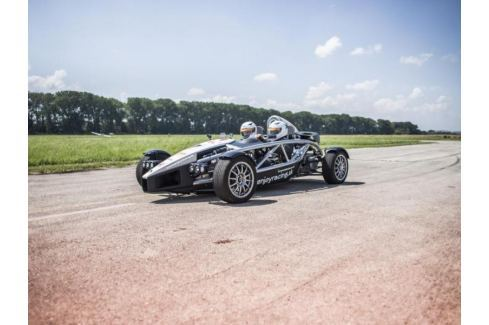 Zážitek - Atom Ariel vs. Formule Renault 2.0. - Vysočina Jízda na okruhu