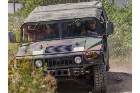 Zážitek - Kombinace hummerů - Praha Hummer