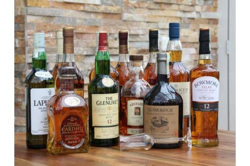 Zážitek - Whisky univerzita - Praha Degustace jídla a alkoholu