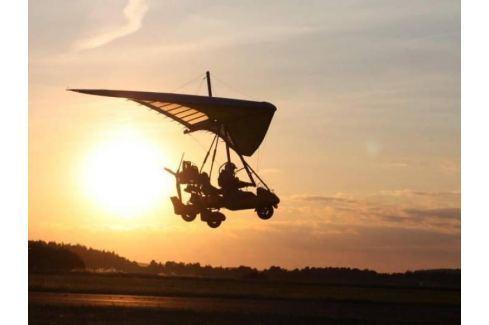 Zážitek - Pilotem motorového rogala na zkoušku - Plzeňský kraj Pilotem na zkoušku