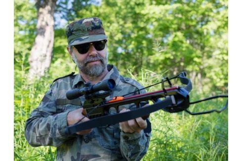 Zážitek - Střelba z kuše, praku a foukačky - Středočeský kraj Army