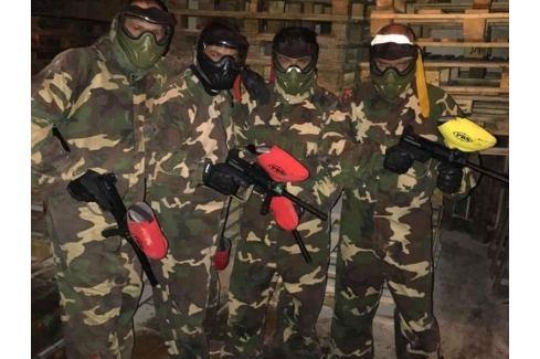 Zážitek - Army pánská jízda v paintballové aréně - Liberecký kraj Army