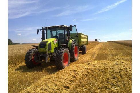 Zážitek - Zážitková jízda traktorem spojená s prací na poli - Zlínský kraj Povolání na zkoušku