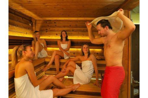 Zážitek - Privátní wellness a saunové ceremoniály se saunovým mistrem - Praha Pohodář