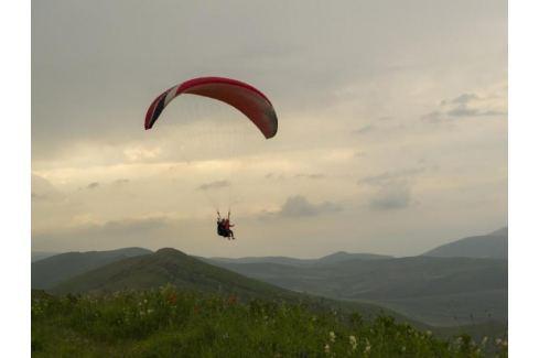 Zážitek - Tandem paragliding po celé ČR jako dárek - Liberecký kraj Paragliding