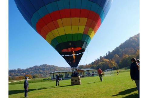 Zážitek - Vyhlídkový let malým balónem - Ústecký kraj Lety balónem