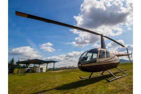 Zážitek - Lety vrtulníkem - Středočeský kraj Lety vrtulníkem