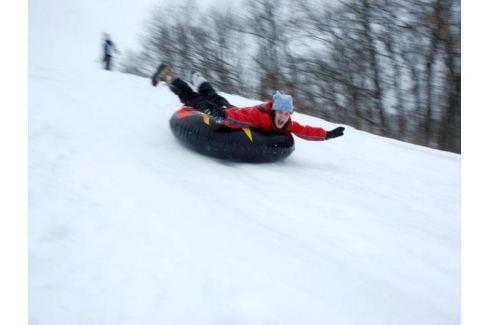 Zážitek - Snowtubing - Liberecký kraj Zimní zážitky