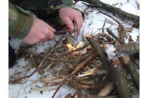 Zážitek - Kurz přežití v přírodě - Plzeňský kraj Army