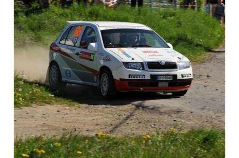 Zážitek - Spolujezdcem v Rallye - Středočeský kraj Rally