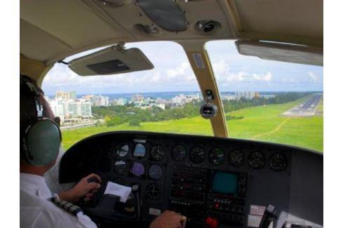 Zážitek - Vzrušující pilotování letadla na zkoušku - Jihočeský kraj Pilotem na zkoušku