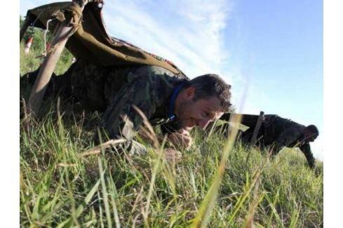 Zážitek - Army drill aneb Zpátky na vojnu - Středočeský kraj Army