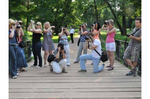 Zážitek - Fotografem za 2 dny - Praha Fotografické kurzy