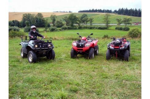 Zážitek - Dobrodružná jízda na čtyřkolce - Vysočina Čtyřkolky