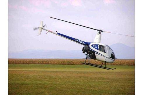 Zážitek - Adrenalinový let vrtulníkem - Středočeský kraj Lety vrtulníkem