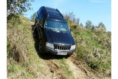 Zážitek - Extreme jízda v Jeepu - Vysočina Offroad