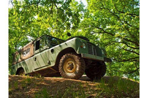 Zážitek - Land Rover off-road - celodenní trénink - Středočeský kraj Offroad
