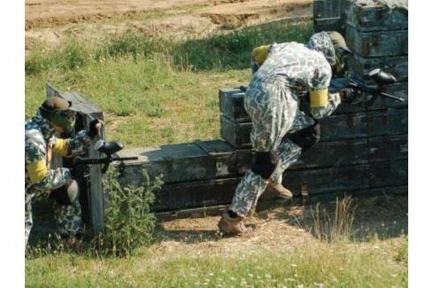 Zážitek - Den v Armyparku - Jihomoravský kraj Army
