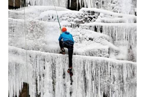 Zážitek - Kurz ledového lezení - Liberecký kraj Lezení