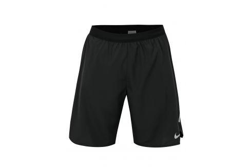 Recenze Černé pánské funkční standart fit kraťasy Nike Distance 964e20597d