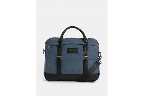 4454d77d99 Recenze Tmavě modrá taška na notebook Original Penguin Tides Document Bag